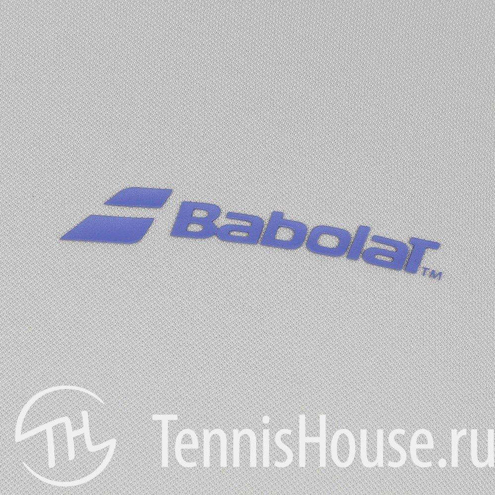 Куртка для мальчиков Babolat Performance Цвет Серый 2BS16041-107