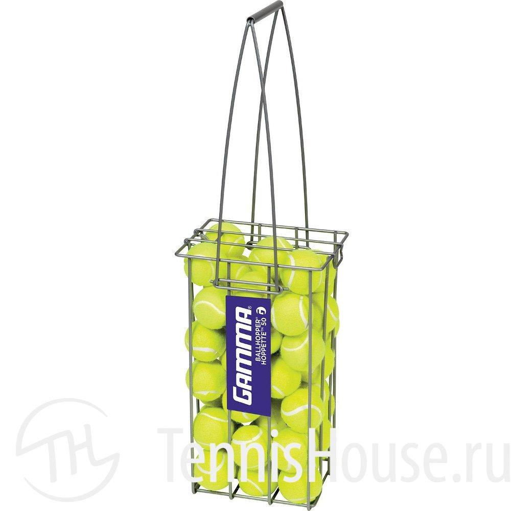 Корзина на 50 мячей Gamma BallHopper GM-TC150