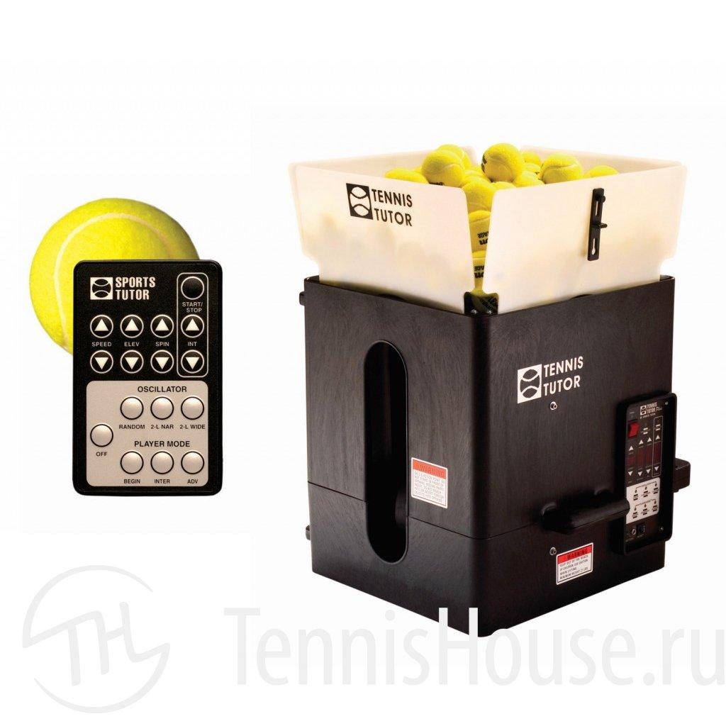 Теннисная пушка Tennis Tutor Plus Player, пульт, сеть 507341