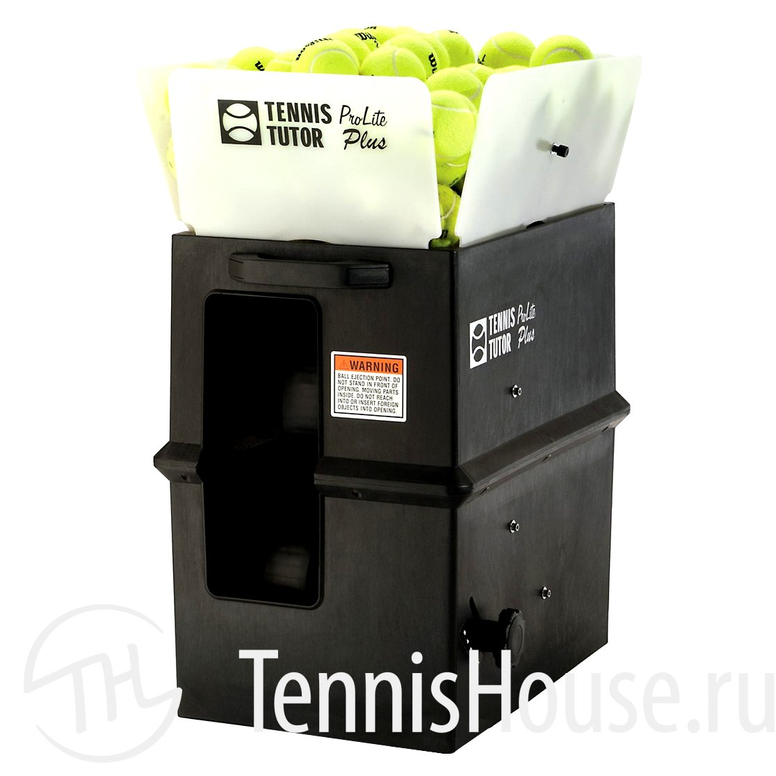 Теннисная пушка Tennis Tutor ProLite Plus, батарея 34002