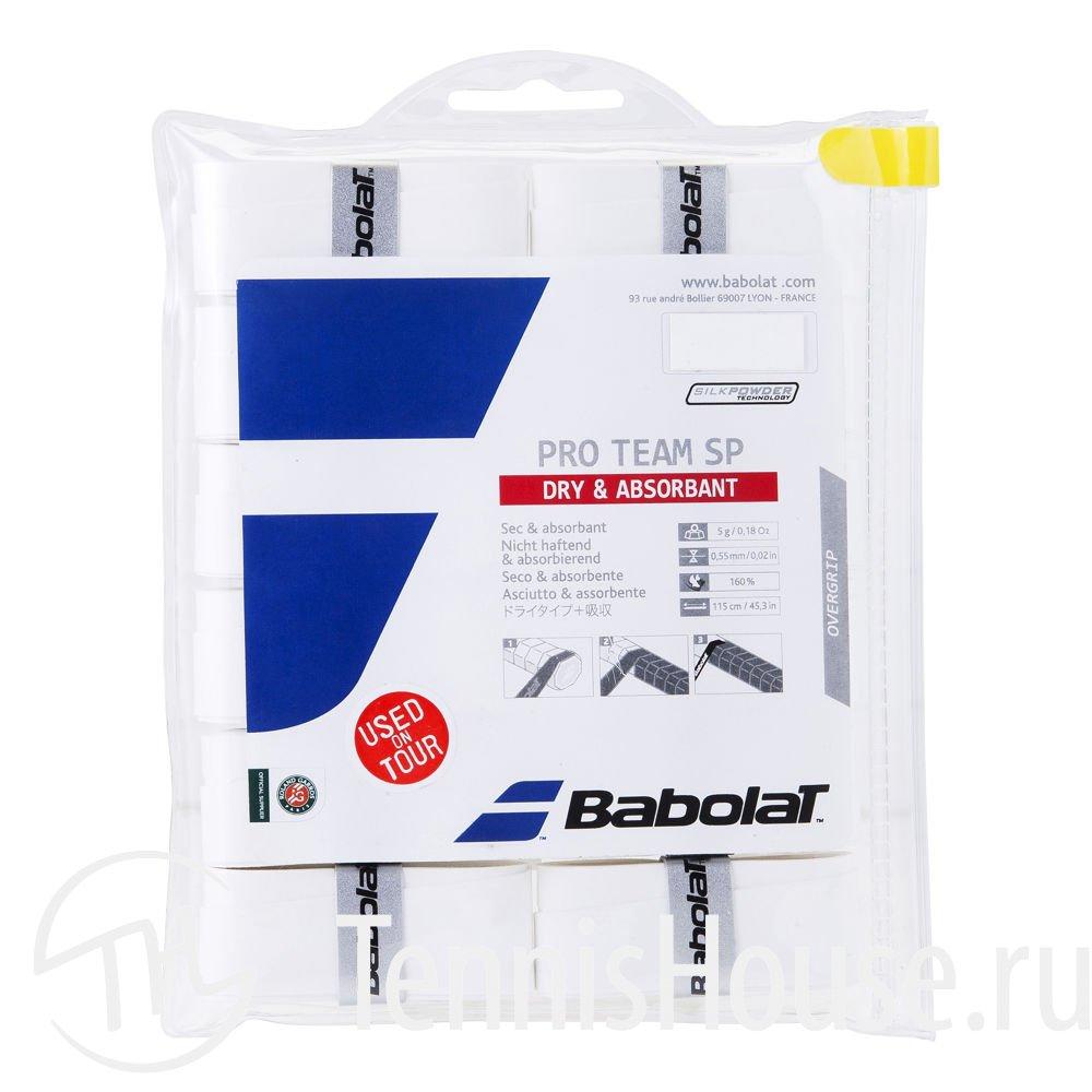Обмотки Babolat Pro Team SP 12шт 654011