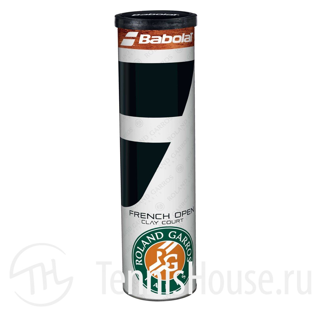 Babolat French Open 4шт 502034