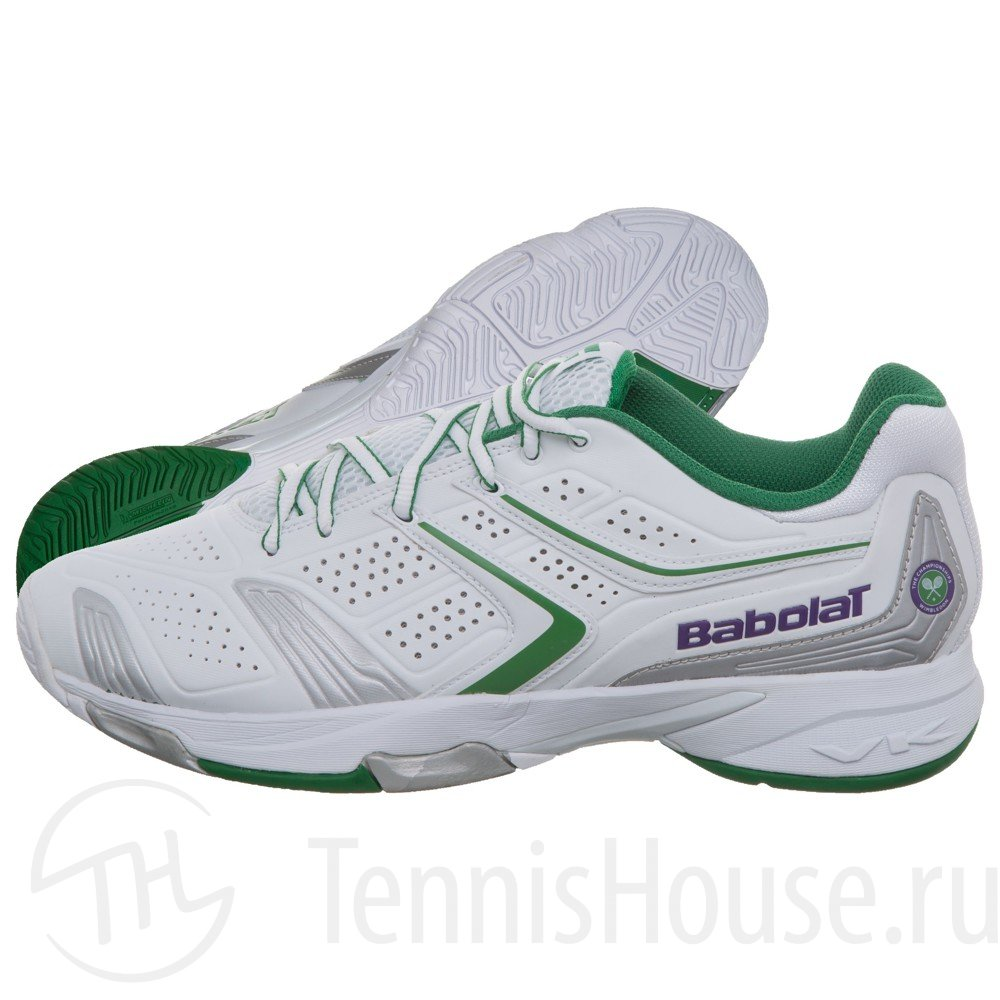 Кроссовки мужские Babolat Drive 3 Wimbledon 36F1395