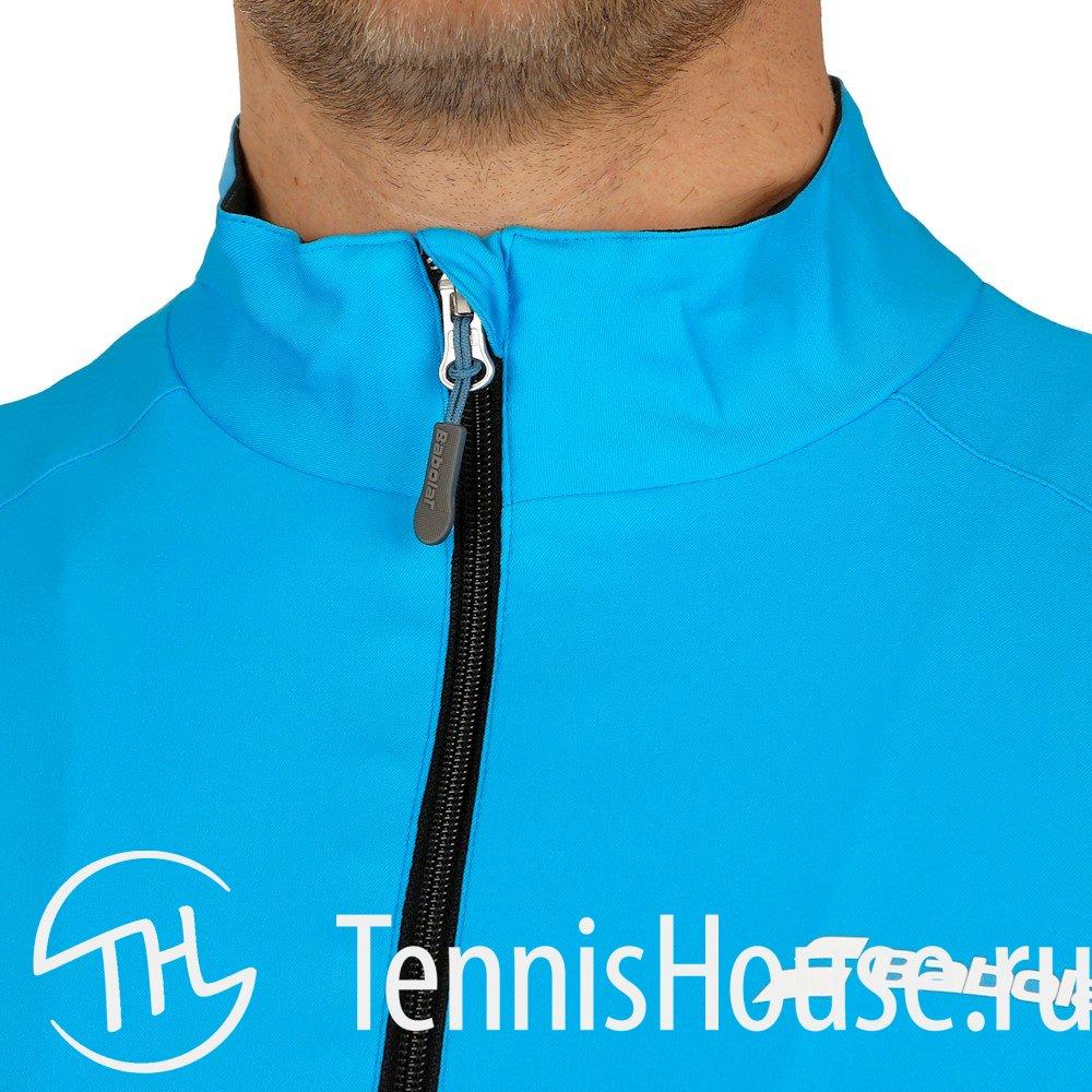 Куртка для мальчика Babolat Core Club Цвет Черный 3BS17121-105