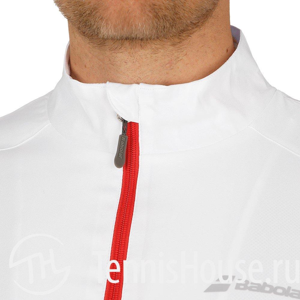 Куртка для мальчика Babolat Core Club Цвет Белый 3BS17121-101