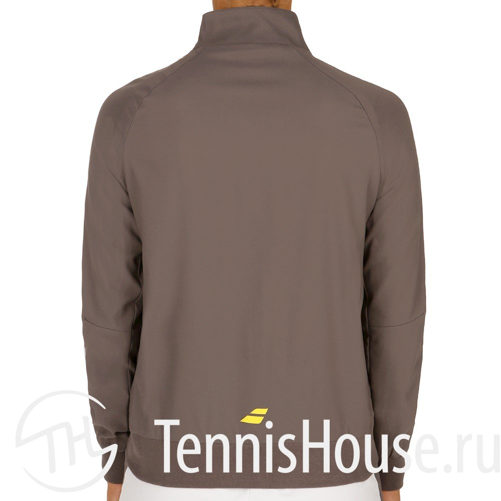 Куртка для девочки Babolat Core Club 2017 Цвет Темно-серый 3GS17121-115