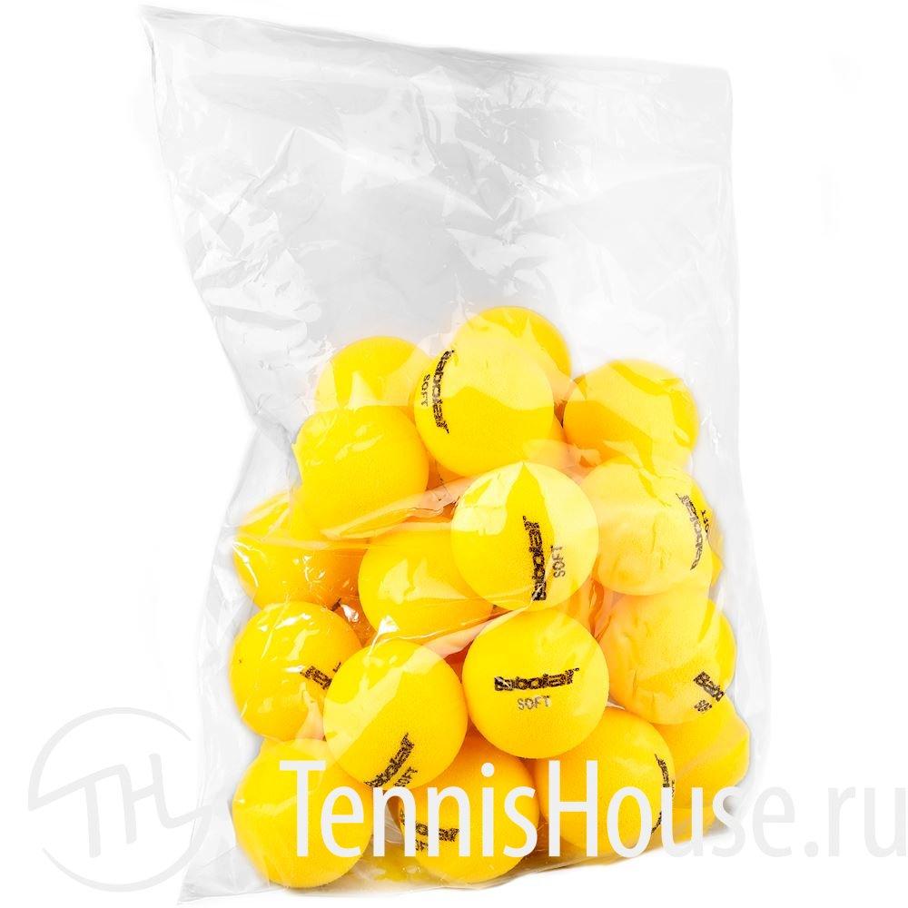 Babolat Soft Foam 36 мячей 511005
