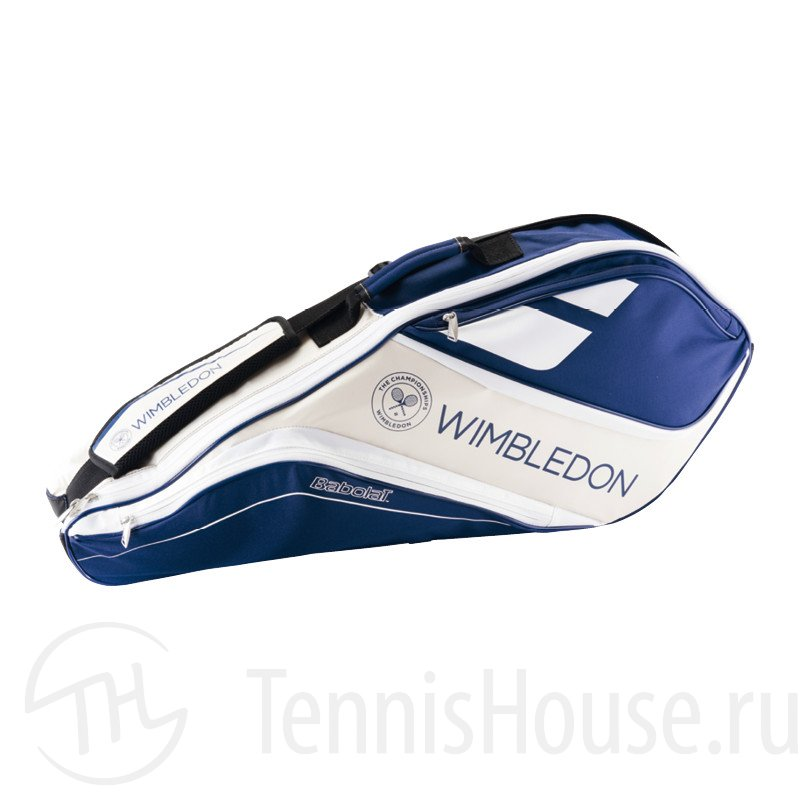 Сумка Babolat Team X3 Wimbledon 751148