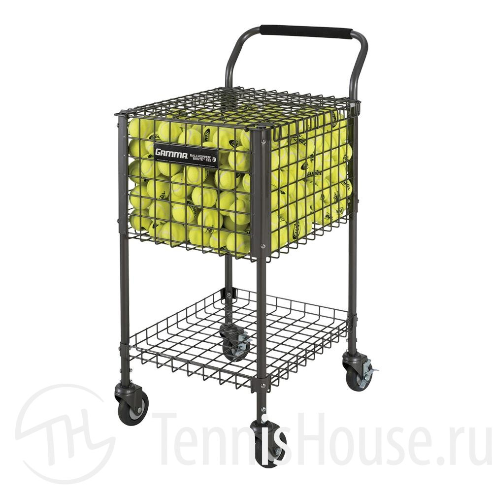 Корзина на 325 мячей Gamma Ballhopper Brute Teaching Cart GM-TC325