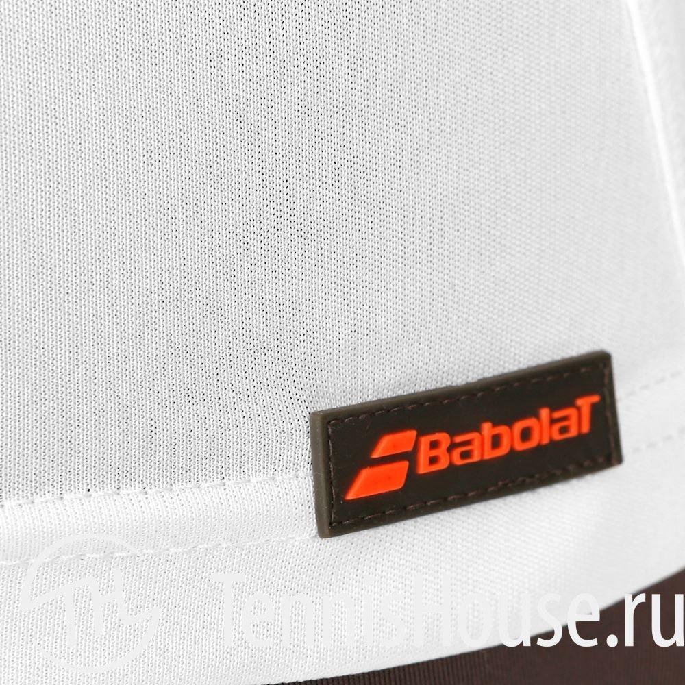 Женское поло Babolat Core Club 2018 Цвет Флуоресцентно красный 3WS18021-5005