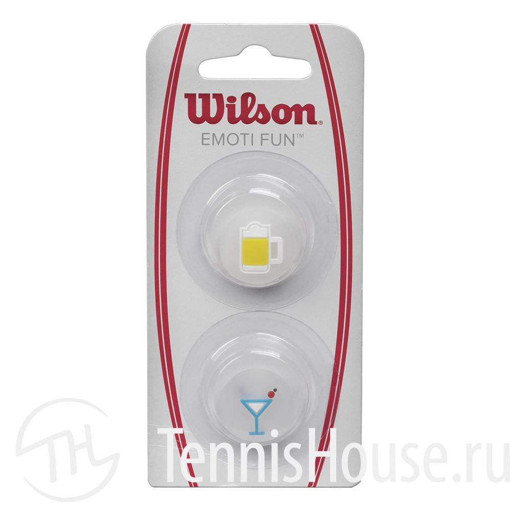 Виброгаситель Wllson Emoti-Fun Beer/Martini WRZ538300