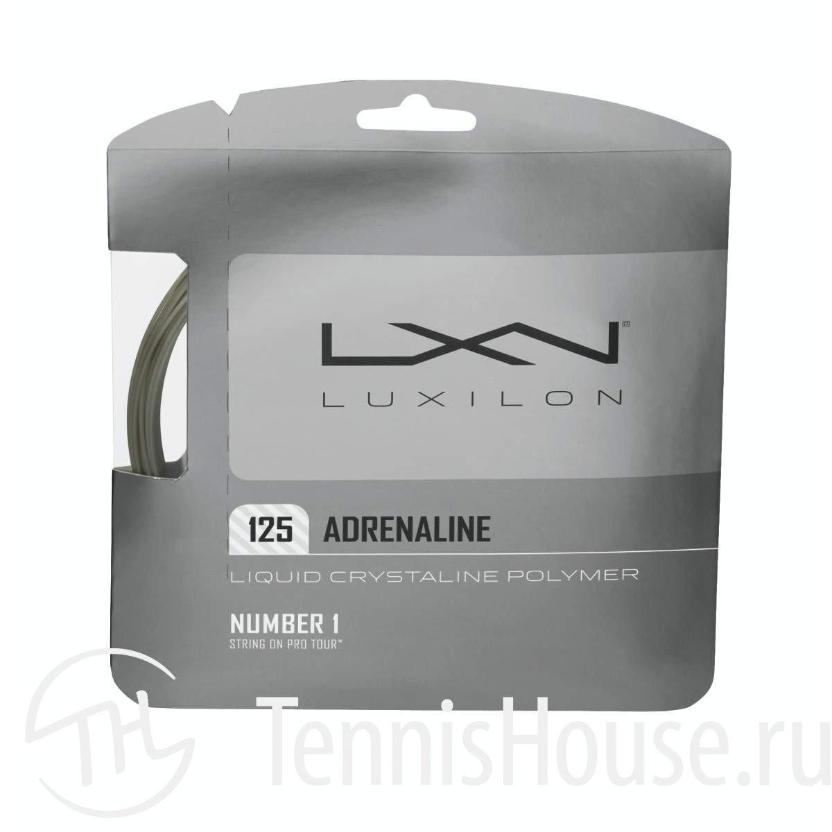 Luxilon Adrenaline 1.25 WRZ993800