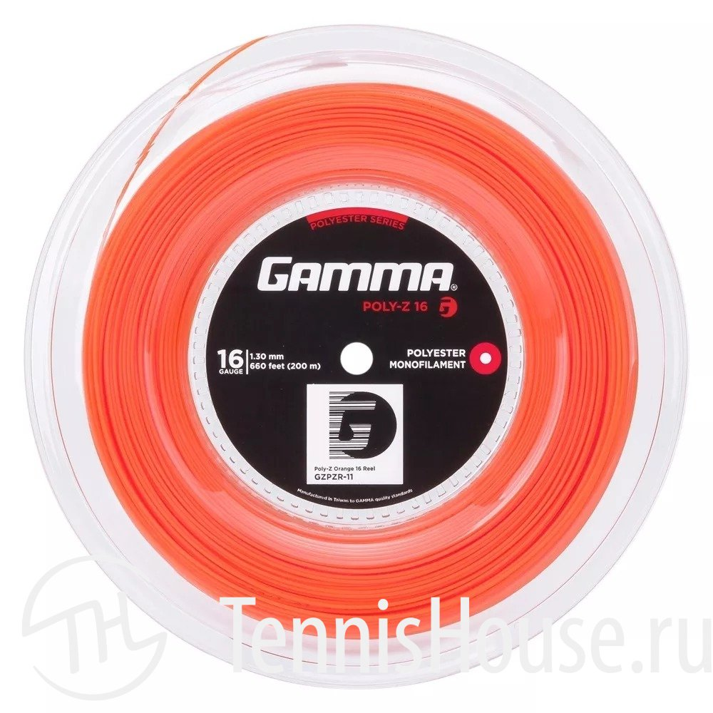 Gamma Poly-Z 200 метров GMPZ200
