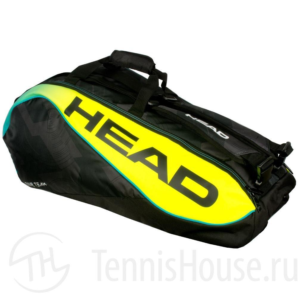 Сумка HEAD Radical Supercombi 9R 283667