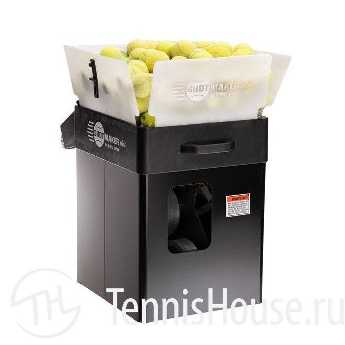 Теннисная пушка Tennis Tutor Shotmaker Mini-Player, с многофунк. пультом 507901