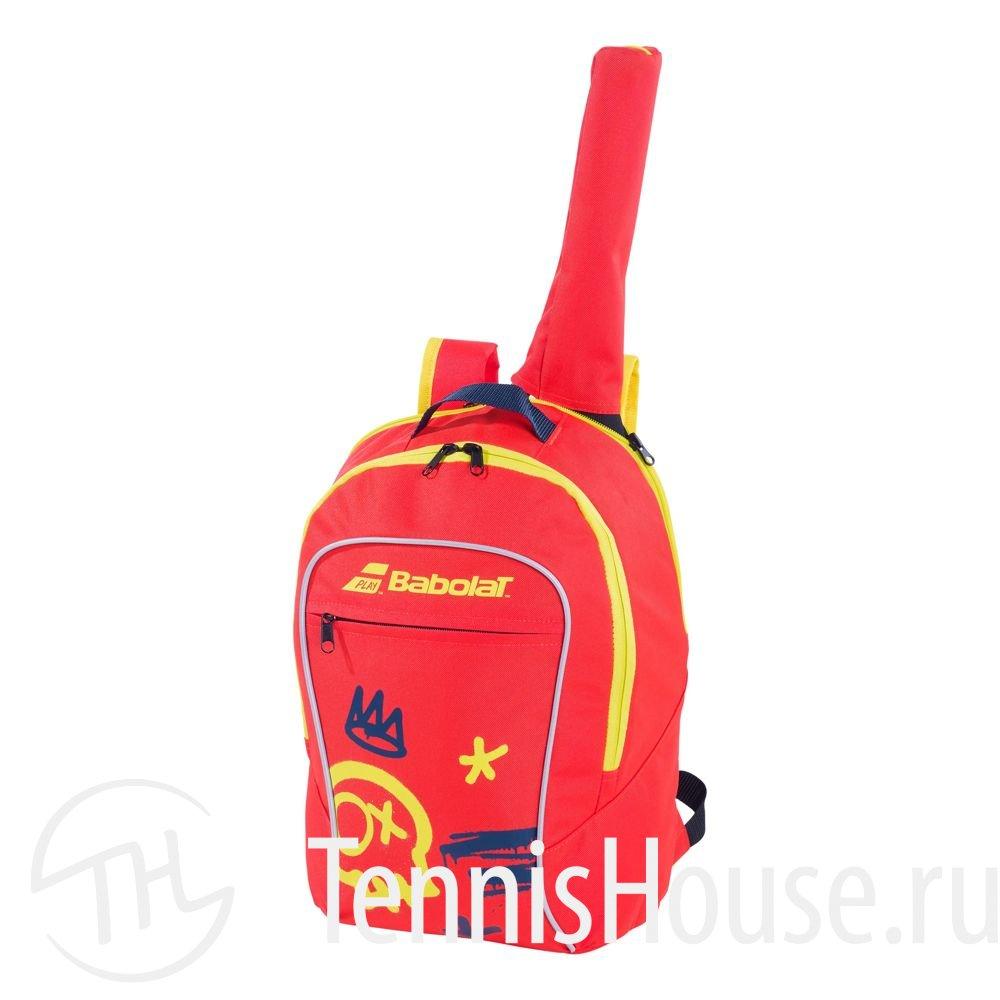 Детский рюкзак Babolat Club Junior 2020 Цвет Красный 753083-104