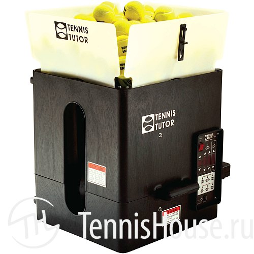 Теннисная пушка Tennis Tutor Plus Player, пульт 2 кн. 507734