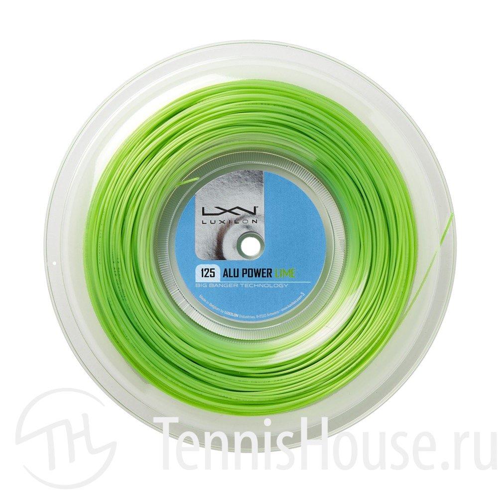 Luxilon Alu Power Lime 200м WRZ8301201125
