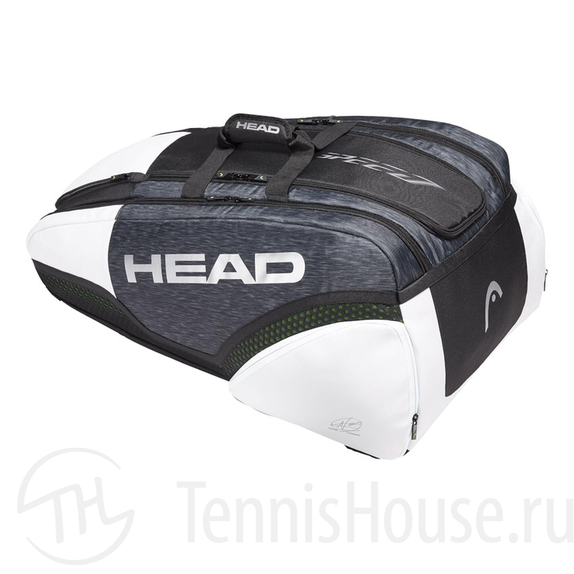 Сумка Head Djokovic Monstercombi 12R 283009