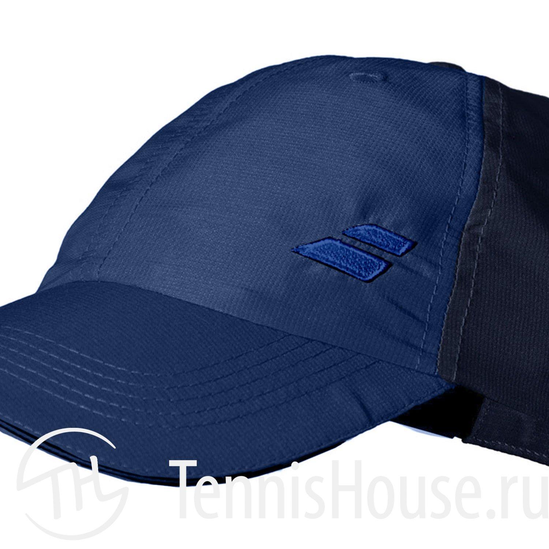 Бейсболка детская Babolat Basic Logo [CLONE] Цвет Сумеречно-синий 5JS18221-4000