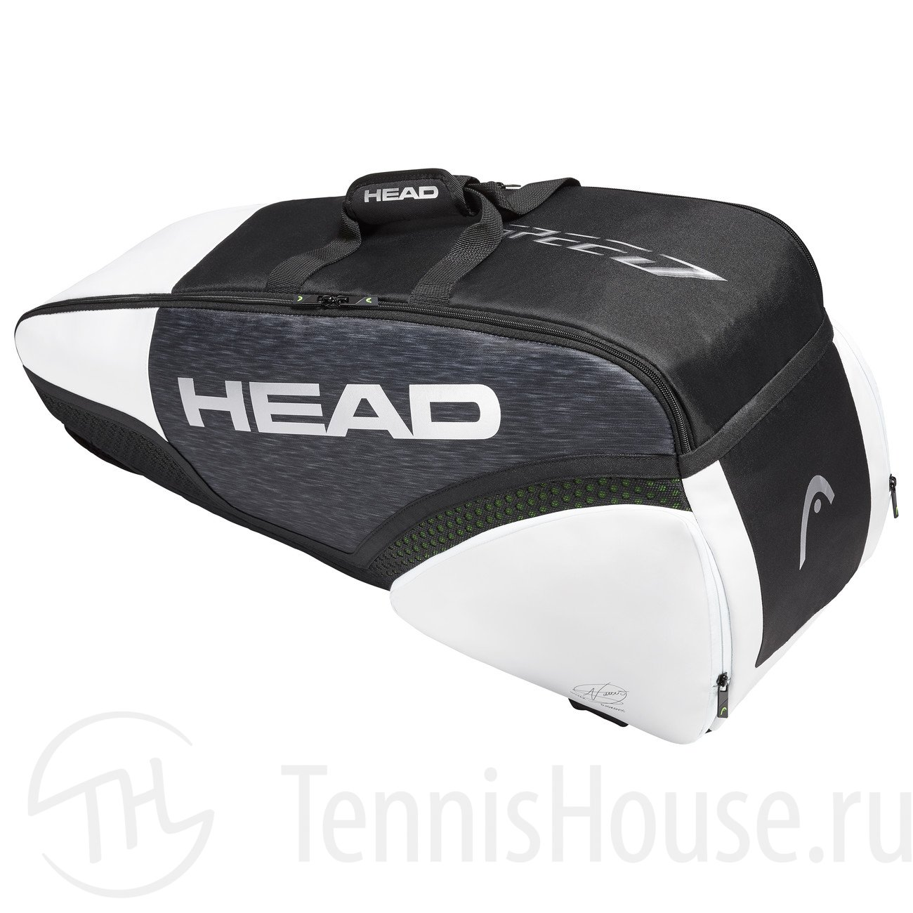 Сумка Head Djokovic Сombi 6R 283029