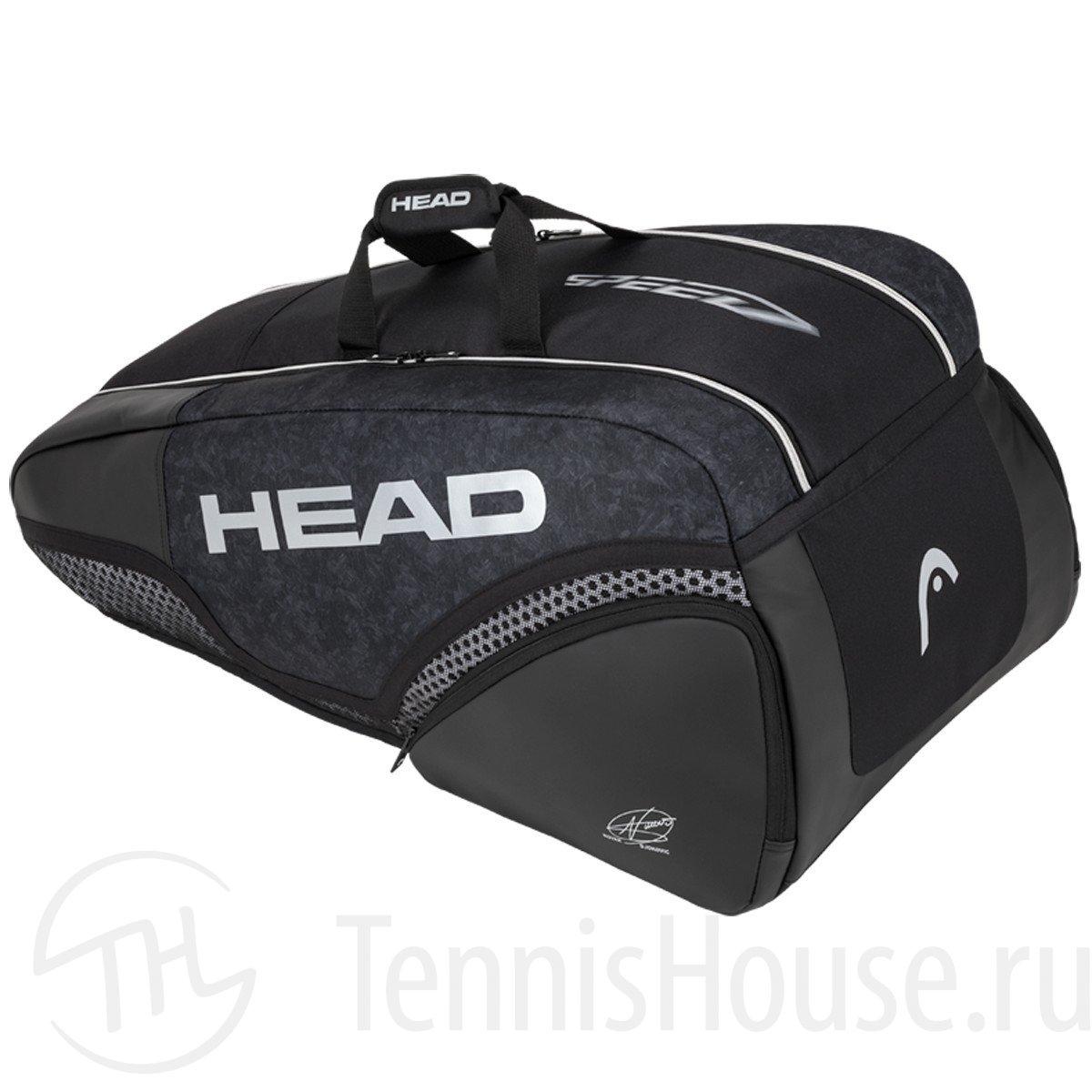 Сумка Head Djokovic Supercombi 9R 283050