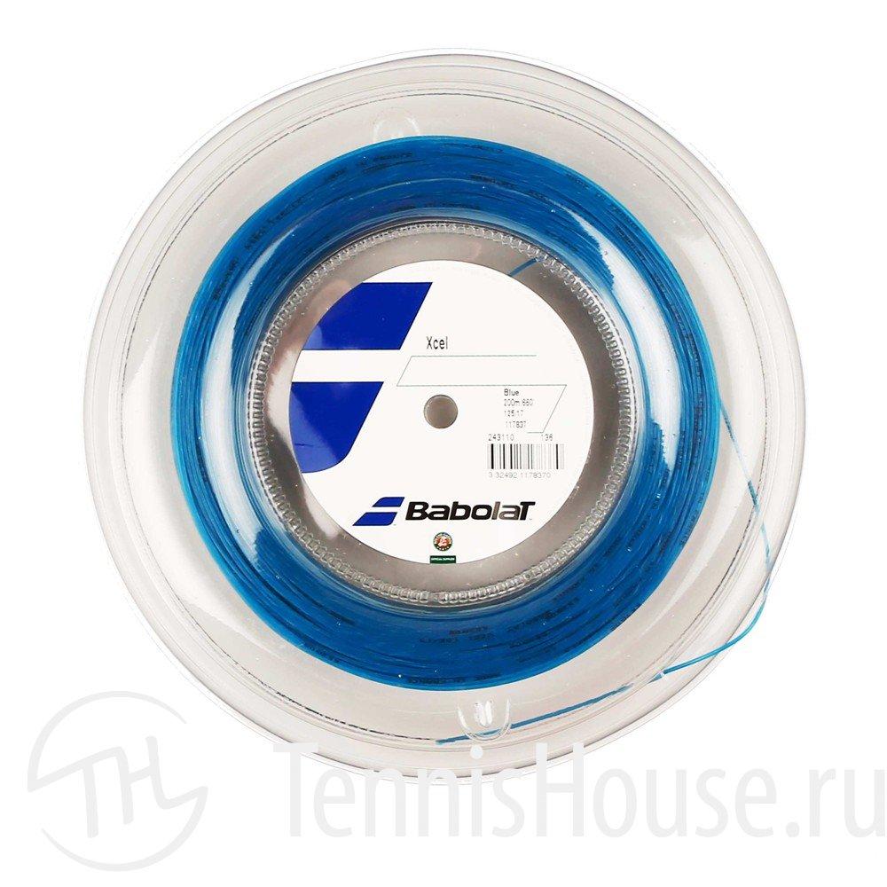 Babolat Xcel 200м Цвет Голубой 243110-136