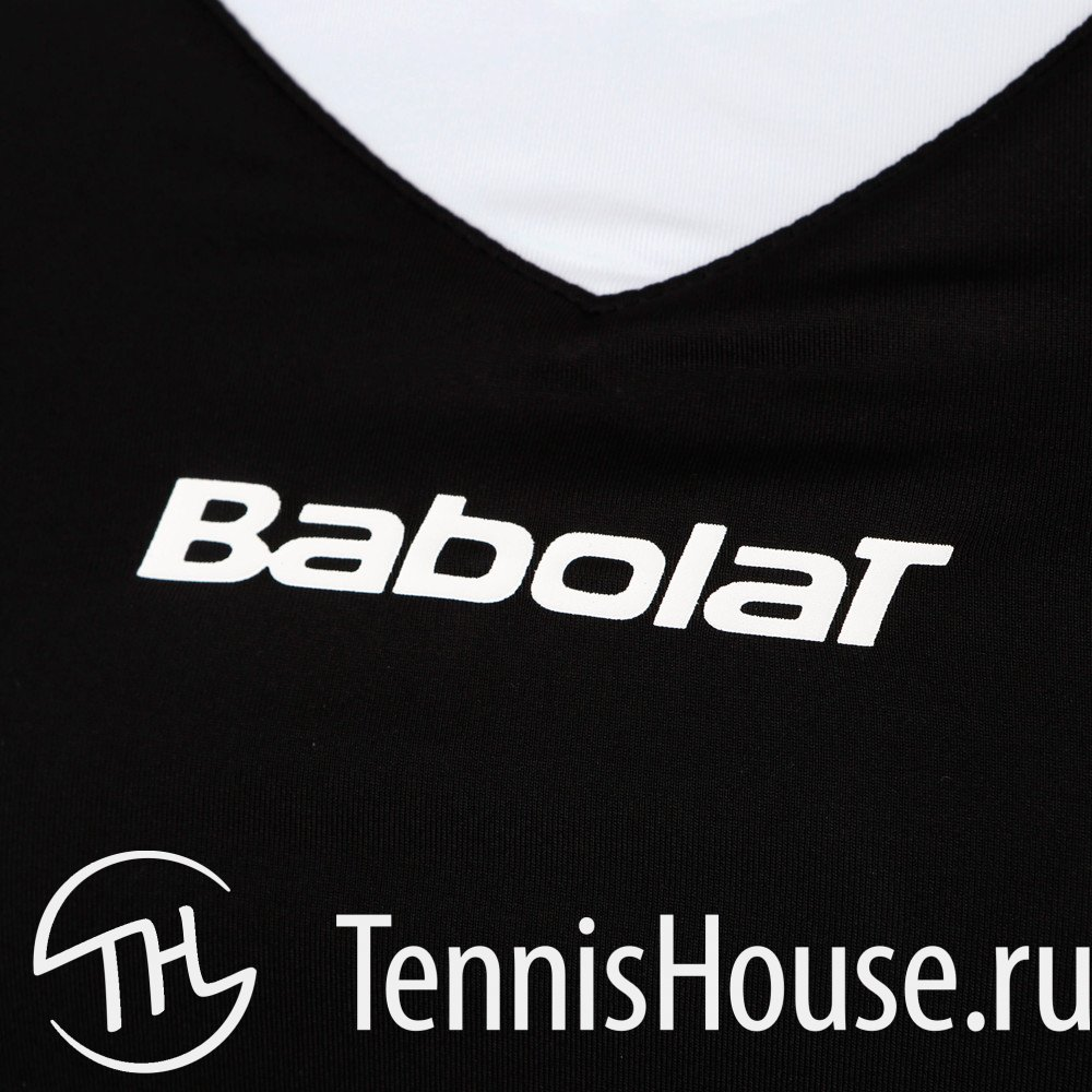 Майка для девочек Babolat Match Performance Цвет Черный 42S1452-105