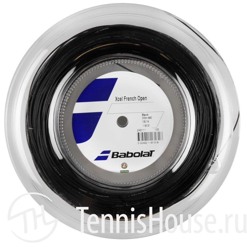 Babolat Xcel French Open 200м 243111