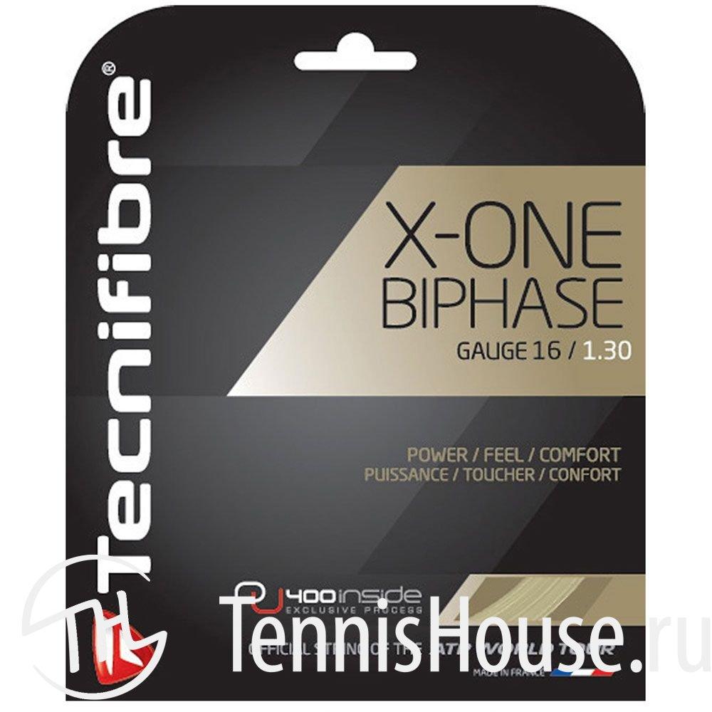 Tecnifibre X-One Biphase (нарезка) 6020003