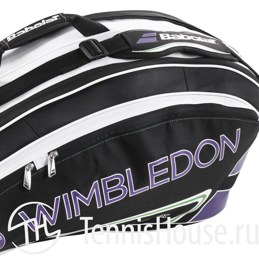 Сумка Babolat Team Wimbledon X6 751086