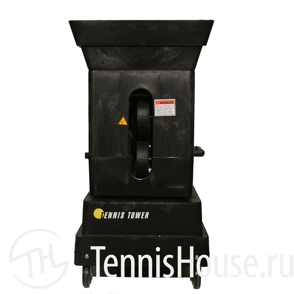 Теннисная пушка Tennis Tutor Tower Professional Player, пульт многофунк. 507336