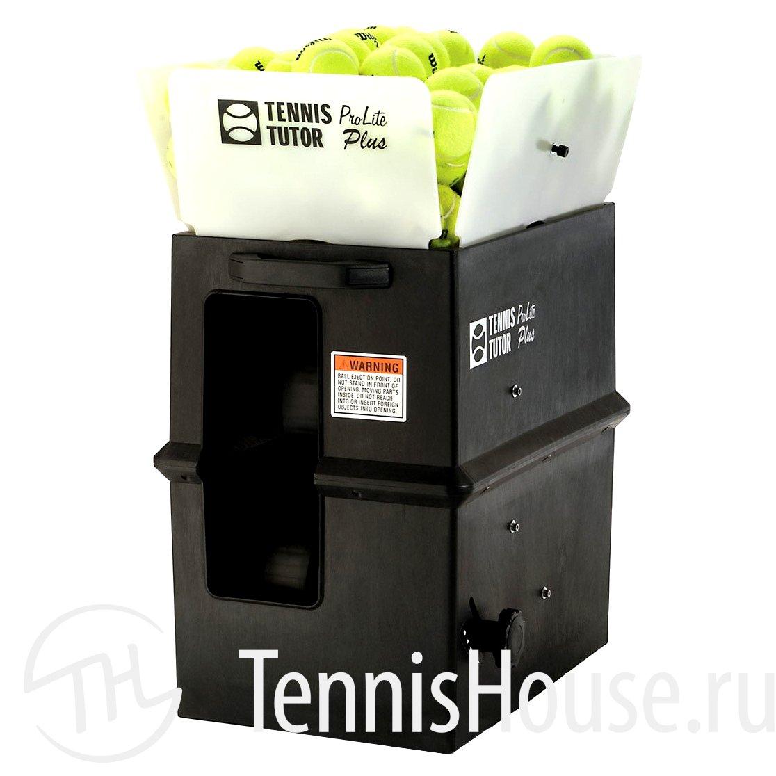 Теннисная пушка Tennis Tutor ProLite Plus, сеть 34001-1