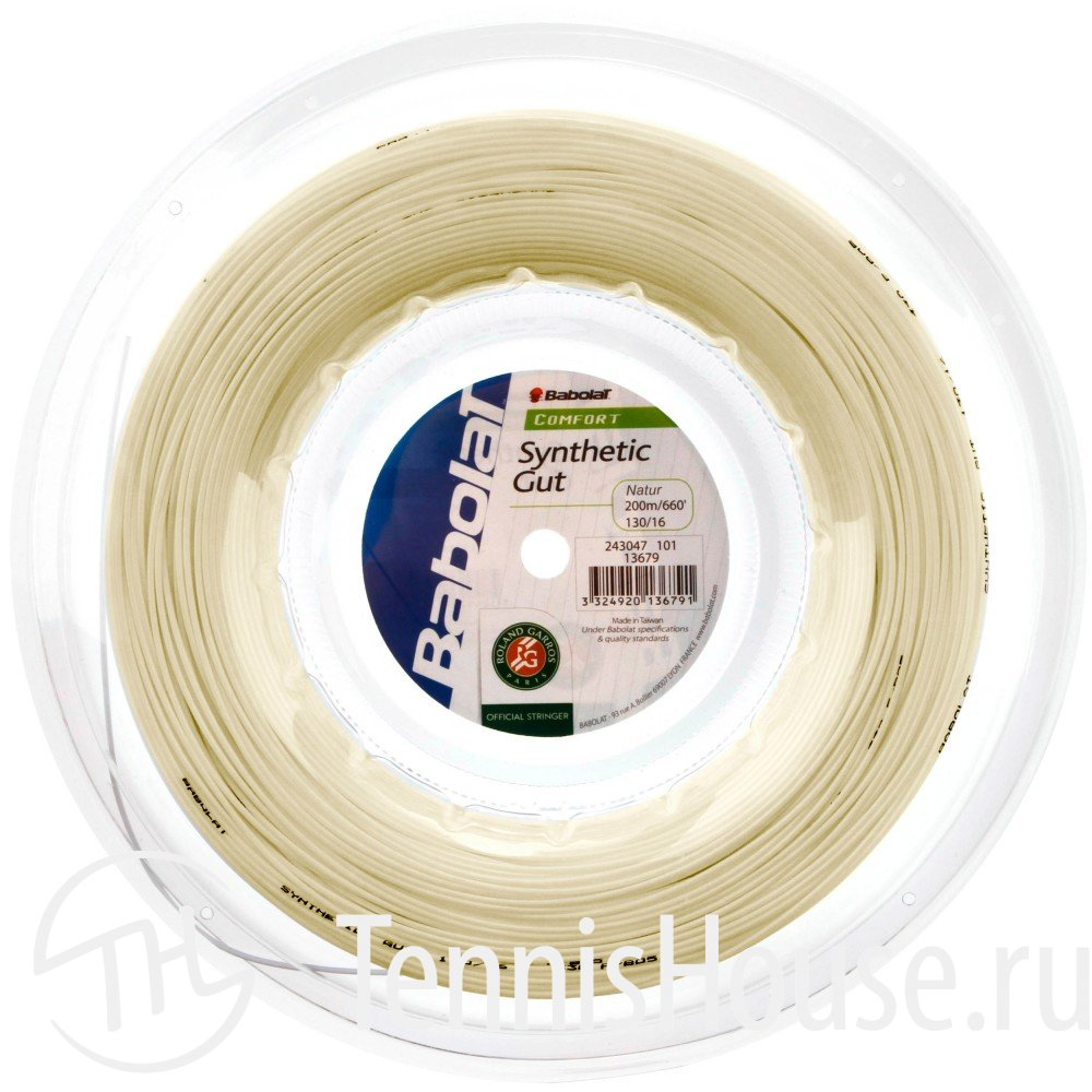 Babolat Synthetic Gut 200м 243121