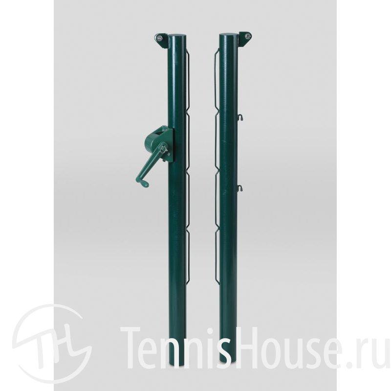 Столбы для теннисной сетки Universal TP 76 40427